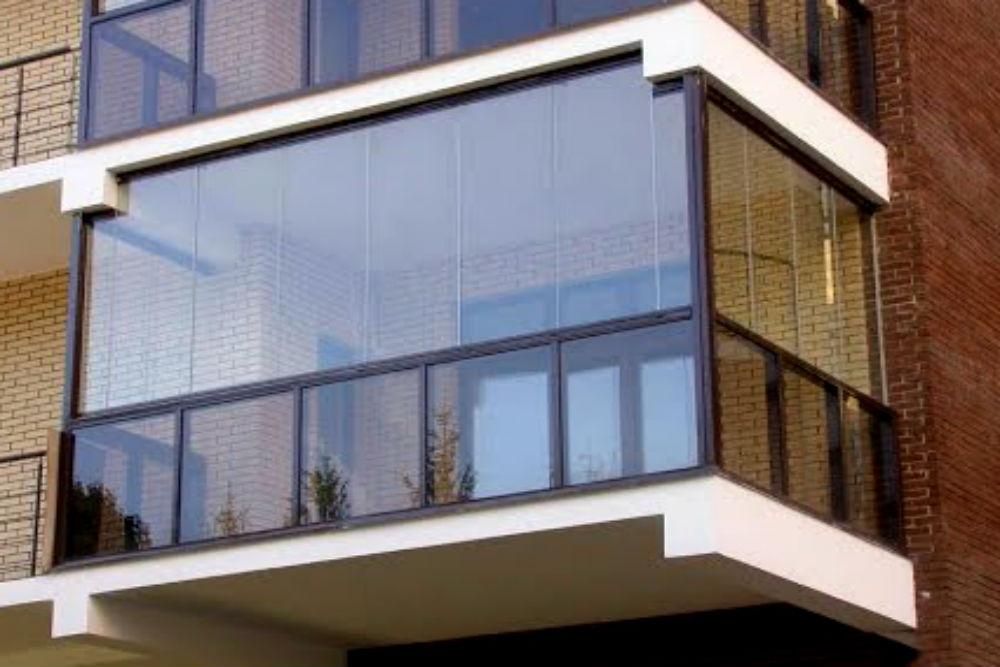 остекление балкона алюминий